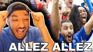 NFL Fan Reacts to FRENCH FOOTBALL ULTRAS BEST CHANTS & SONGS