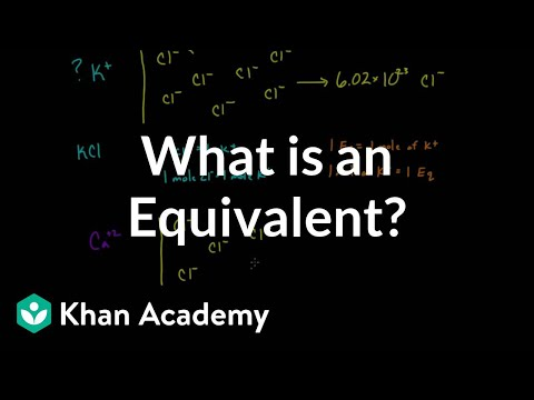 What is an equivalent? (video) | Khan Academy