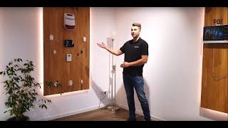 Safe2Home Profi Serie SP310 - erste Schritte - Inbetriebnahme - Funk Alarmanlage