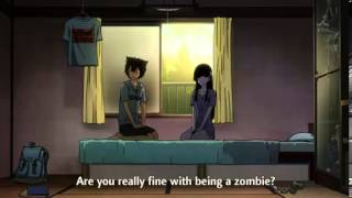 Sankarea   Episode 4
