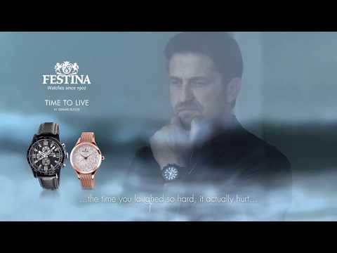 Festina TV Spot 2018 – feat Gerard Butler (English subtitles)