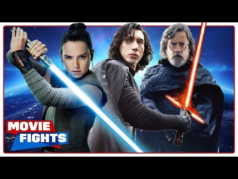 The LAST Last Jedi Debate! MOVIE FIGHTS (MANTZ vs NICHOLSON)