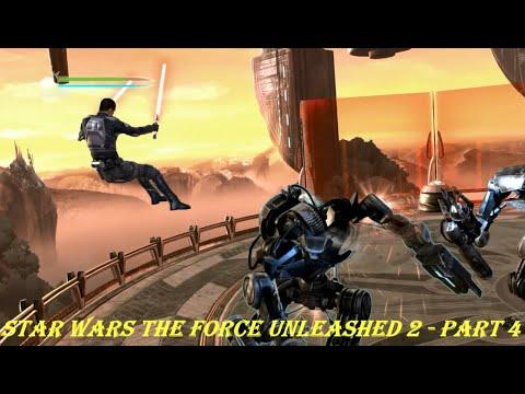 STAR WARS The Force Unleashed 2 - Part 4