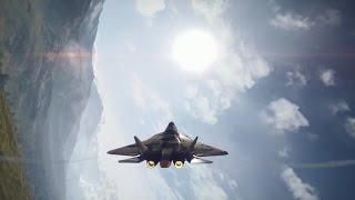 Like a Bullet Train : A Battlefield 4 Cinematic Jet Montage