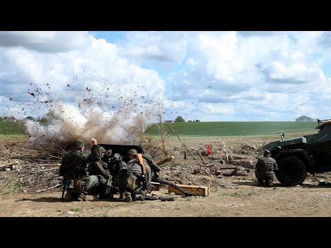 EPIC WWII Eastern Front Reenactment - Nyvang 2019!!