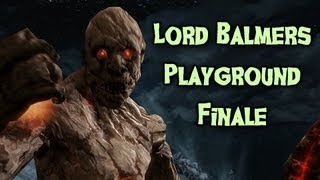 Quest Mod Weekly - Lord Balmers Playground: Scary Whispers in the Dark! (End)