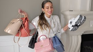 My Chanel Handbag, Shoes & Accessories Collection 2019 | Niki Sky