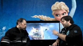 Video debate sobre el cine de animación del 2013