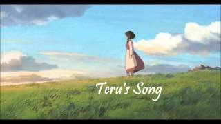 Teru's Song ~ English (Original from the movie)