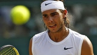 preview picture of video '2008 Wimbledon Men's Singles Final: Rafael Nadal vs Roger Federer'