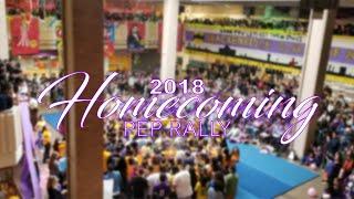 2018-19 Brackenridge HS HOMECOMING Pep Rally
