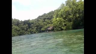 preview picture of video 'Jamaica Vids - Port Antonio (Blue Lagoon)'