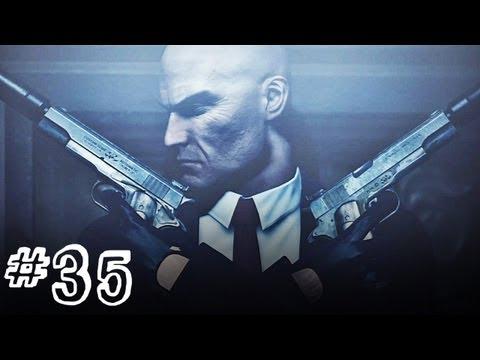 Hitman Absolution Gameplay Walkthrough Part 35 - Countdown - Mission 19