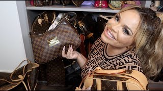 My Entire Louis Vuitton Collection!