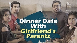 Dinner Date with Girlfriend's Parents | Aashqeen