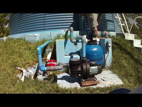 Instalación: Equipo de Filtración para Piscina