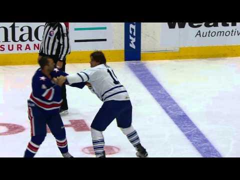 Troy Bodie vs. Drew Bagnall