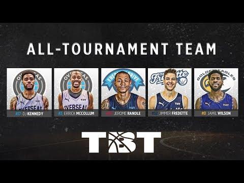 2018 All-Tournament Team