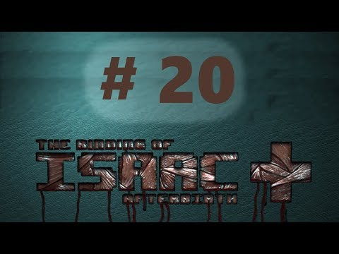 Český Let'sPlay The Binding of Isaac: Afterbirth + #20