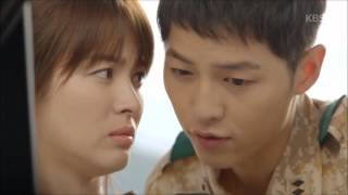 song joong ki & song hye kyo - talk love