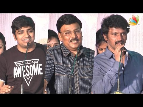 Actor-Sathish--Were-happy-that-Ravikumar-sir-didnt-scold-us-while-shooting-Cheran-Speech