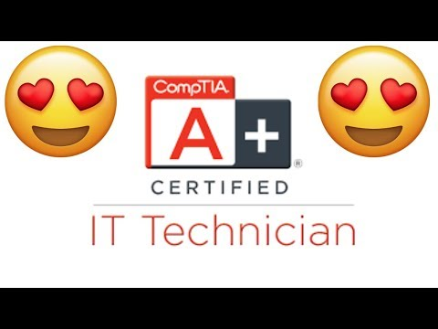 I'M FULLY COMPTIA A+ CERTIFIED - A+ 220-902 Exam Completed ✅✅