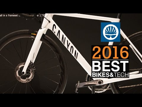 Best 2016 Road Bikes & Tech