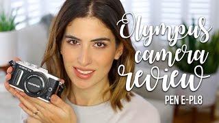 OLYMPUS PEN E-PL8 REVIEW | Lily Pebbles