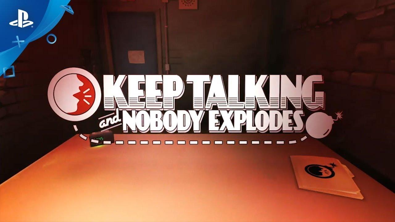Keep Talking and Nobody Explodes Terá Modo Não VR em 16 de Agosto