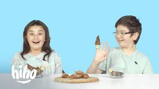 Kids Try Foraged Foods | HiHo Kids