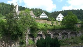 preview picture of video 'Forbach 2012 (Zwarte Woud, Duitsland)'