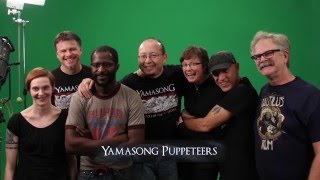 Yamasong - March of the Hollows: Bringing Back Puppetry & Practical FX