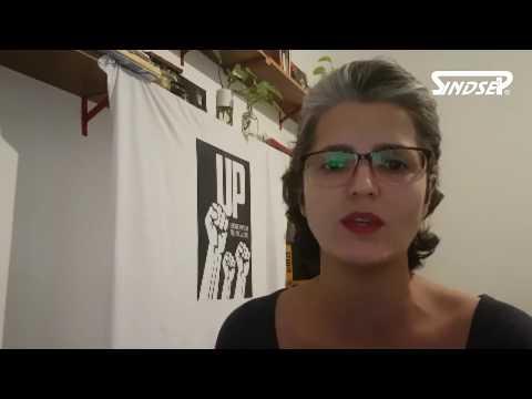 33 ANOS DO SINDSEP | Trabalhadoras(es), dirigentes sindicais e lideranças políticas fazem suas saudações