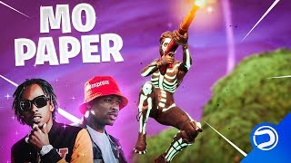"""Fortnite Montage   """"Mo Paper"""" (Rich The Kid & YG)"""