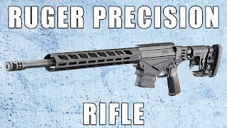 Ruger Precision Rifle Bolt Action .308 (2) 10 Rd Magazines- 18004