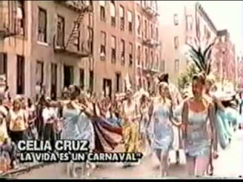 Celia Cruz   La Vida Es Un Carnaval   Video Original