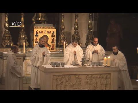 Vêpres et messe du 8 décembre 2018
