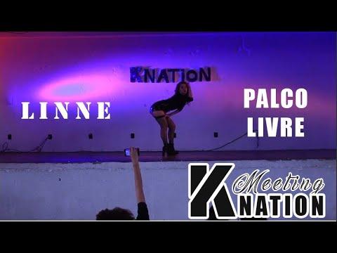 [#1 Meeting KNATION - Palco Livre]  AOA 'Miniskirt' Dance Cover by Linne
