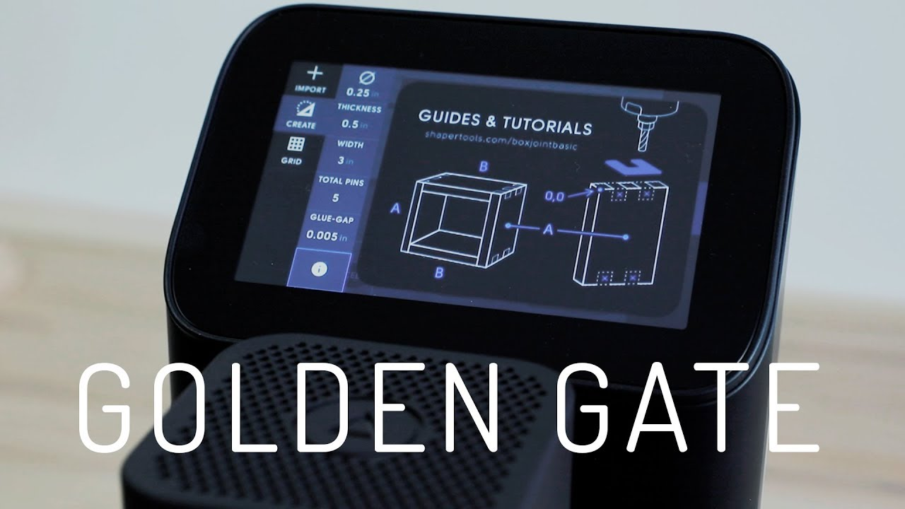 Walkthrough of Golden Gate Update