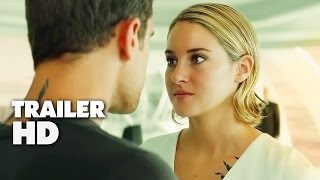 The Divergent Series Allegiant Official Film Trailer 2 2016  Shailene Woodley Movie HD