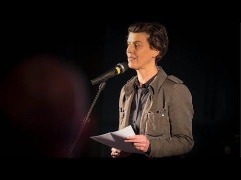 Carolin Emcke beim Jahresauftakt 2019 der LINKEN