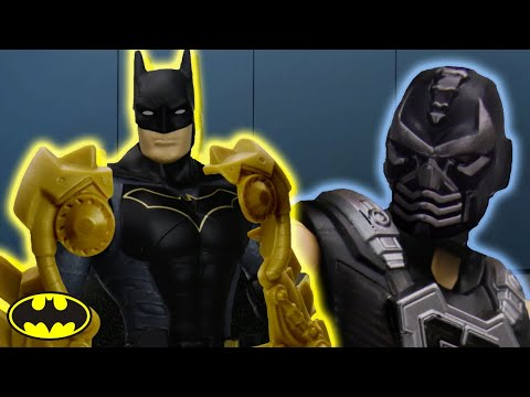 BREAK OUT | Batman Missions | Mattel Action!