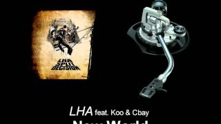 mellow hiphop LHA (Leehahn & Adikkal) feat. Koo & Cbay - New World