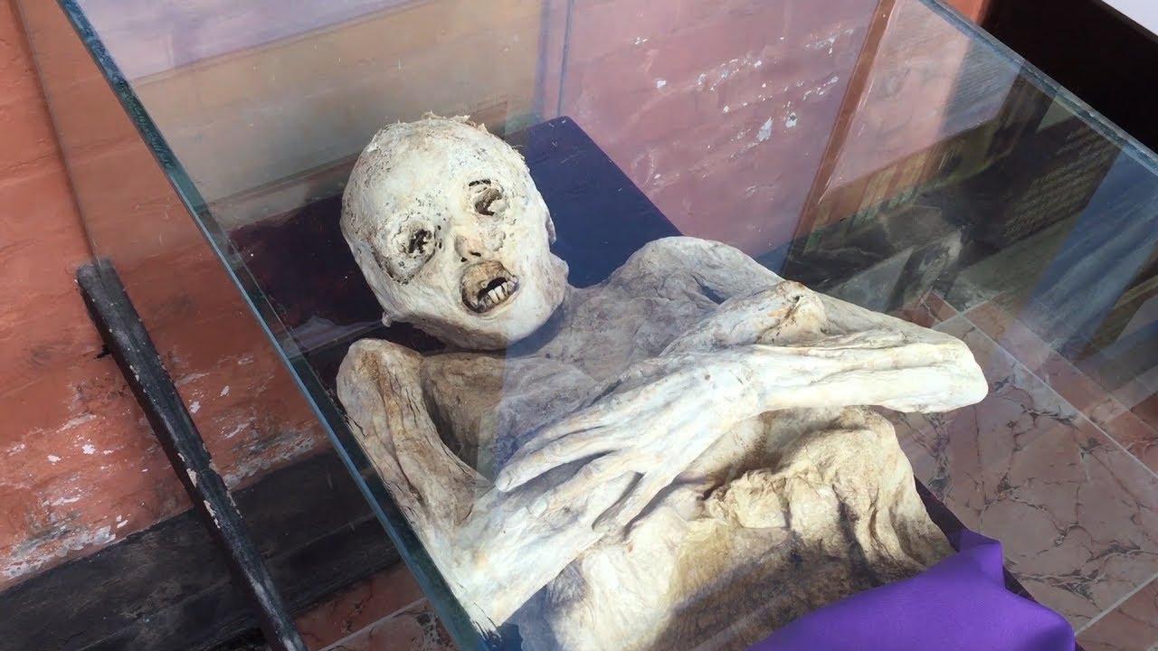 El pueblo colombiano donde los muertos se momifican