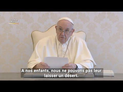 Le Pape annonce la création de la plateforme d'action Laudato si'