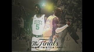 NBA 2010 Finals Game 7 Lakers VS Celtics