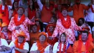 Dre & Rene - Het is oranje weer (official videoclip)