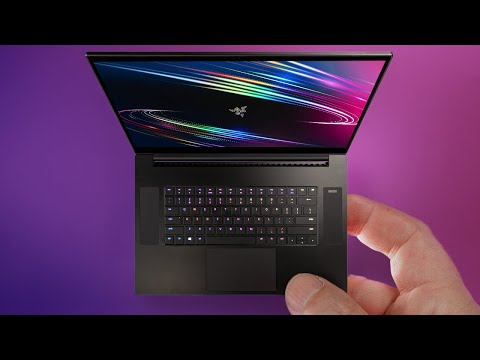 External Review Video IfXWWsw7p44 for Razer Blade Pro 17 Gaming Laptop (Early 2020)