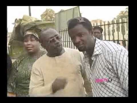 Osuofia Is Arrested For 419