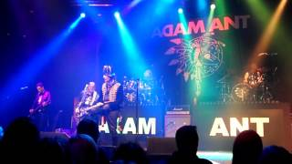 Don't Be Square Be There Adam Ant The Roundhouse 18th December 2016